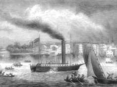 Доклад про первые пароходы 3254